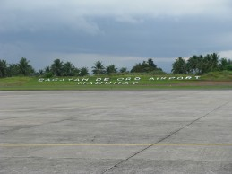 The Cagayan Airport