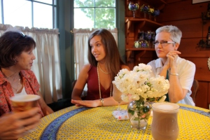 A Bridal Tea Party for Amy and the Ladies