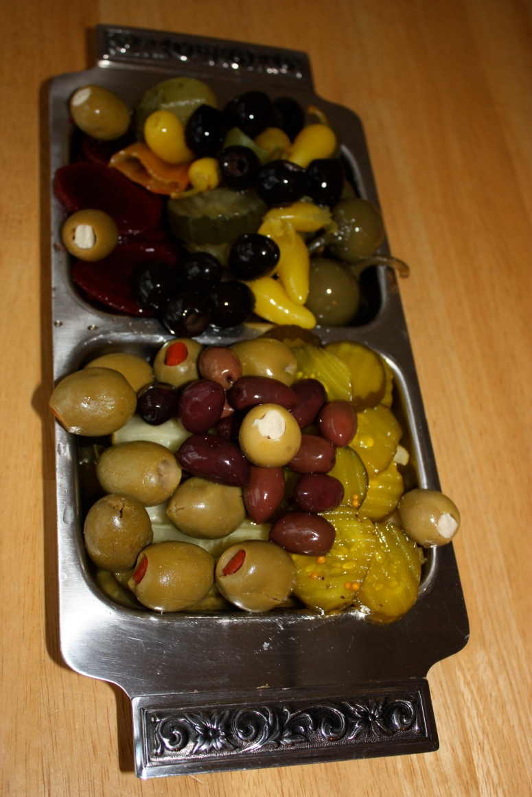 Relish Tray Beauty