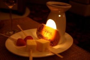 tiny fondue