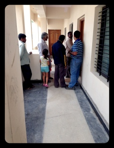 How many Indians does it take to open a door?